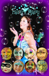 Northern California's Premier Children's Entertainer- Bubbletastic Birthday Show and Face Paint Parties