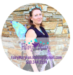 Contact Information for Fairy Mary